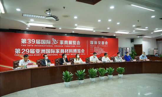 展会面积扩充一倍 顺德龙江两大家具业展会即将8月19日五馆齐开