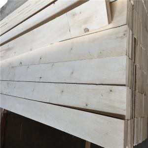 出口到日本的捆包材 捆包级杨木LVL 杨木多层板