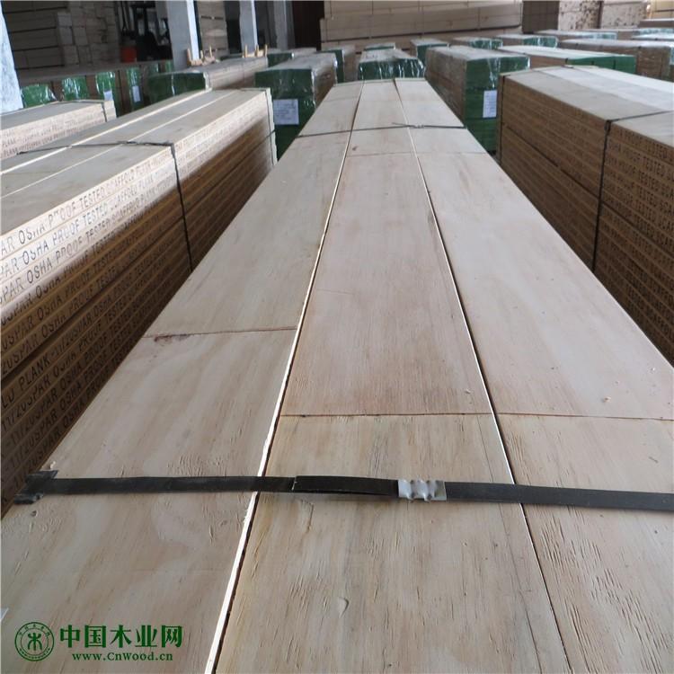出口到中东的松木踏板 石油管道铺板用松木踏板