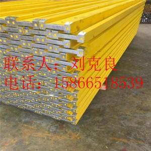 国内桥梁建设用的铁杉木工字梁 H20工字梁 模板支撑梁