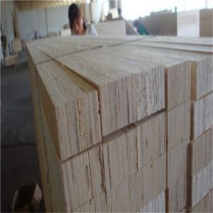出口到韩国的包装材 包装用杨木LVL 杨木捆包材