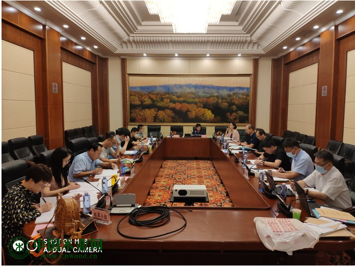 《单板层积材》《装饰单板贴面人造板》等6项人造板标准审查会在延吉市举行