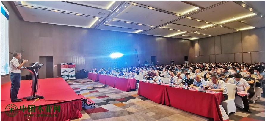 第十九届全国人造板工业发展研讨会成功举办