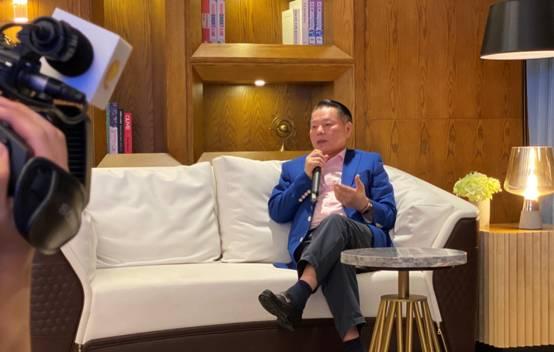 专访星集团董事局主席丁佐宏:振兴东北,民族品牌在路上!