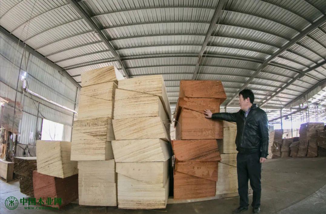 """泗洪打造木材加工和家具制造业""""升级版"""""""