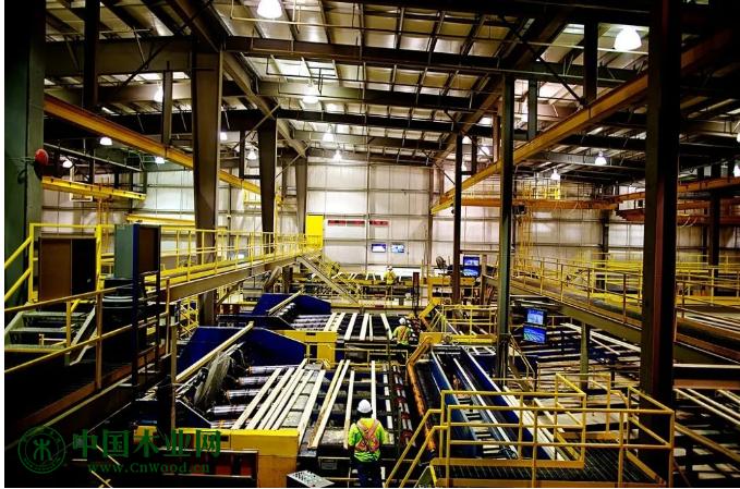 Interfor计划出售其位于Gilchrist的锯木厂