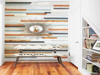 用回收的木材装饰家居空间!你知道吗?