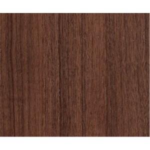 黑胡桃直纹木饰面板-天然木饰面生产定制
