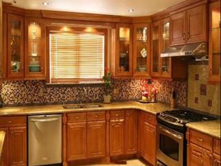 厨房的橱柜用什么实木更合适?