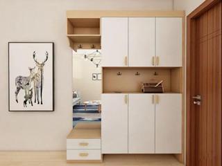 用免漆板做衣柜好吗?免漆板做衣柜的优缺点有哪些?