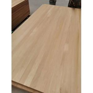 碳化杨木拼板厂家直销用途广泛实木家具拼板