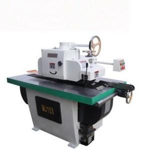 上海供应实木开料专用MJ153单片纵锯机