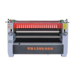 上海供应木工单双面变频涂胶机