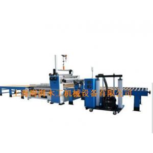 上海供应科技板密度板pur高光平贴生产线
