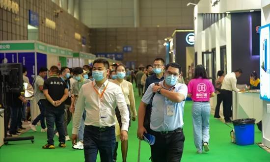 2020第4届安徽国际绿色建筑建材及装饰材料博览会在合肥开幕