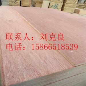 厂家直销出口用的杨木胶合板 包装用胶合板