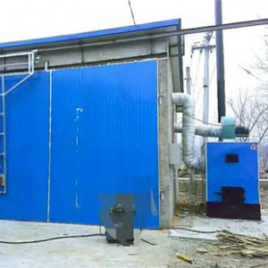 蒸汽导热油电加热全铝烘干设备