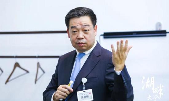 专访北京居然之家投资控股集团董事长汪林朋:数字化时代,组织结构是企业转型成败的关键
