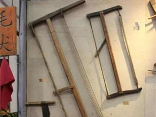 中国传统木匠工具及用法