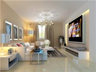 一个舒适的客厅该怎样挑选合适的瓷砖