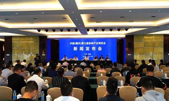 中国(赣州)第七届家具产业博览会本月25日举行