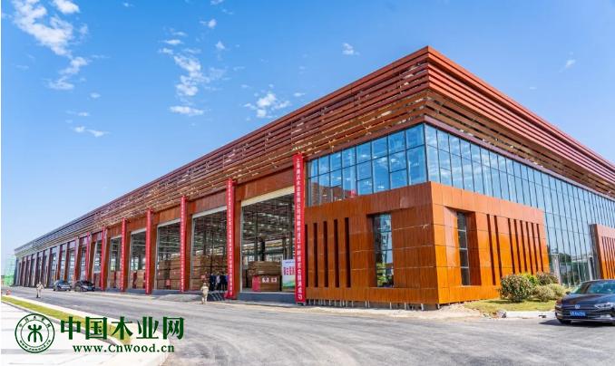 2020中国家具进口木材博览会开幕