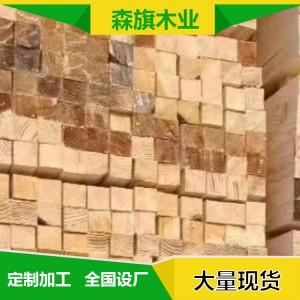 太仓木业-建筑工地木方尺寸-厂家直销建筑方木铁杉