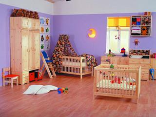 儿童家具五个安全提示