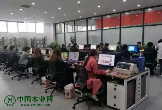 电商助力菏泽板材行业加速转型