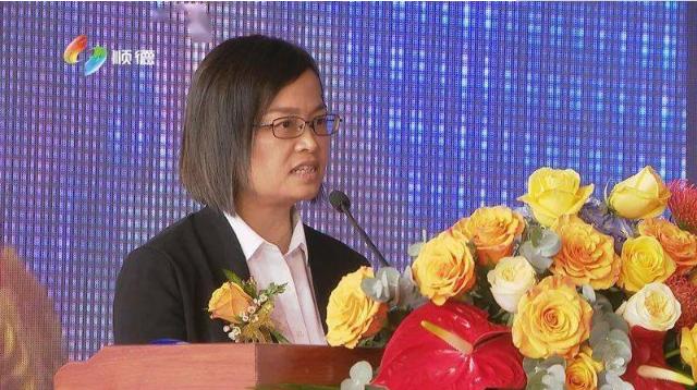 第21届顺德(伦教)国际木工机械博览会开幕