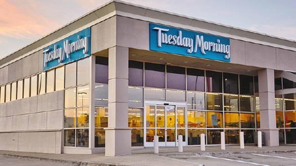 美国家居用品零售商Tuesday Morning宣布破产重组