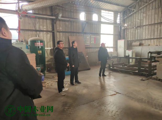 兰山区开展粉尘涉爆等重点行业领域安全生产专项执法检查