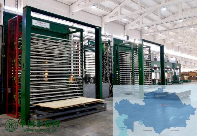 恒行2登录测速地址土耳其公司投资520万美元在哈萨克斯坦北部建设木材加工厂