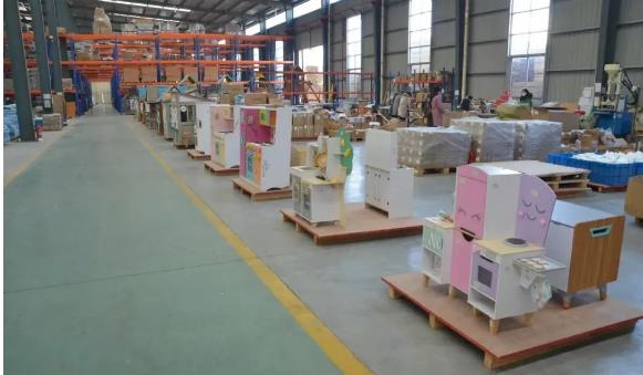 菏泽市委书记张新文到庄寨镇调研木业企业安全生产情况