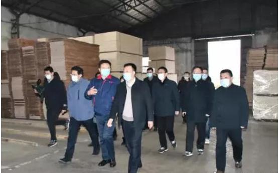 恒行2登录测速地址连云港市灌南县相关领导督查辖区木材企业安全生产、环保工作