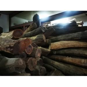 越黄原木木材,家具
