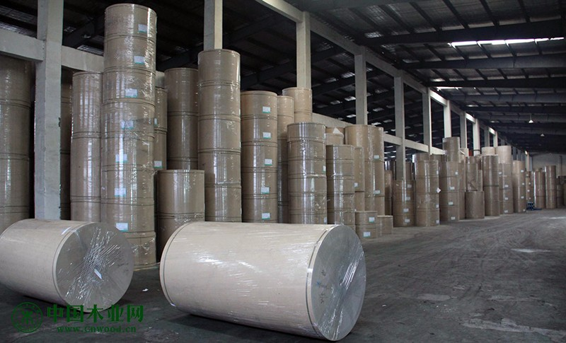 恒行2登录测速地址2020年人造板饰面专用原纸总销量约117.06万吨