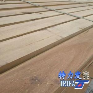 供应坤甸铁木木方料 板材料 家具料特力发品牌坤甸铁木