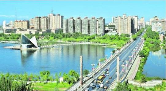 居然之家国际贸易中心项目落户新疆!