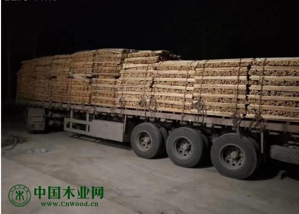 广西来宾兴宾区致力打造木材之都