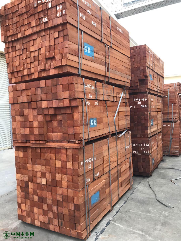 非洲沙比利实木毛料板材 木制工艺品楼梯扶手板料