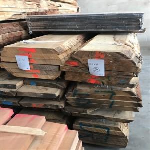 法国毛边白橡木大板料整板 双拼桌面板料厂家直销