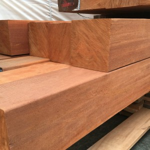 防腐木之王红巴劳木 进口红巴劳木防腐木建材巴劳木优质景观材料