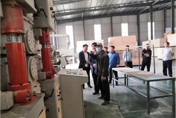 恒行2登录测速地址费县应急管理局组织开展木业企业安全生产调研