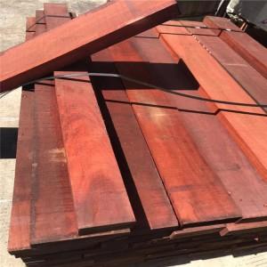 非洲红花梨木实木毛料板材 木制工艺品楼梯扶手板料