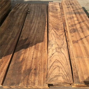 非洲乌金木毛料板材 大斑马 小斑马实木毛料家具材工艺木制品