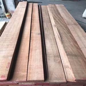 非洲海棠木实木毛料板材 冰糖果木板材