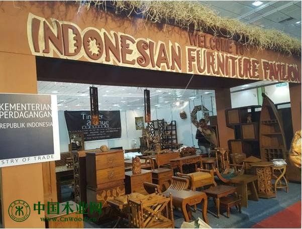 中国已确认向印尼家具业投资13.8亿美元