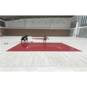 新疆壁球馆木地板  免费上门安装