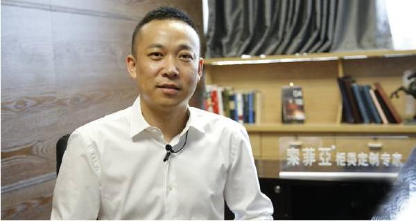 原欧派副总裁杨鑫将入职索菲亚!
